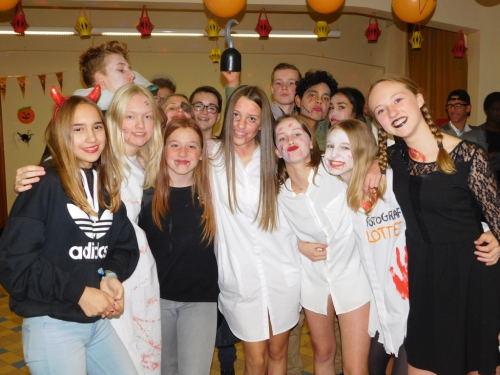 Halloweenfeest 3STW